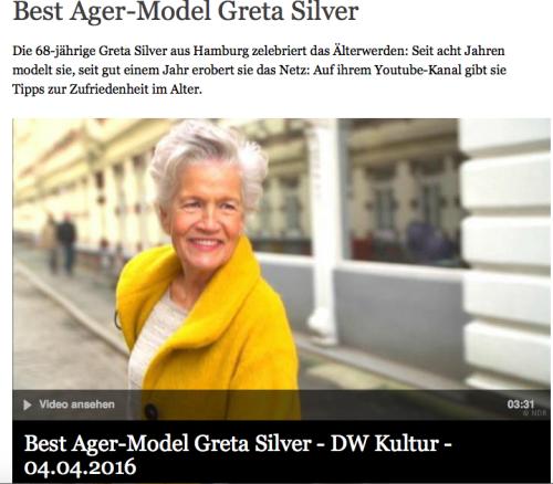 Euromaxx Deutsche Welle Greta-Silver.de